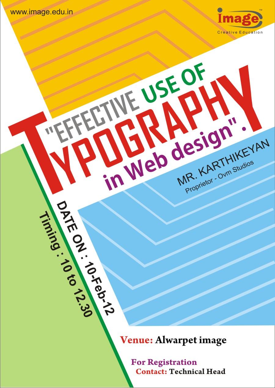 Poster design workshop - Share This